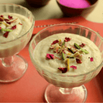 Healthy Thandai Mousse Recipe