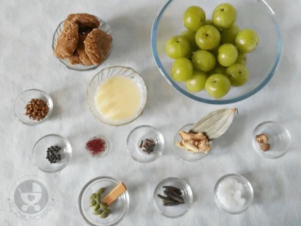 homemade chyawanprash recipe