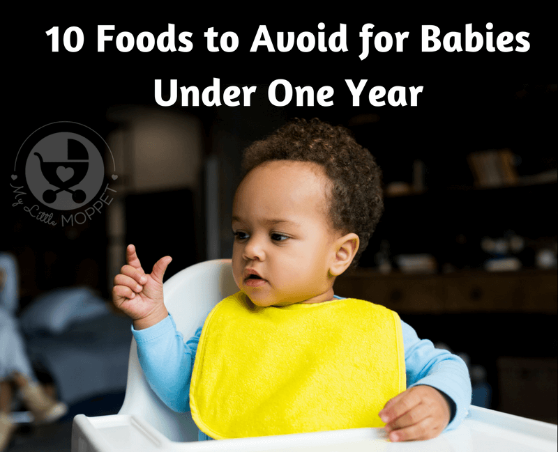 Ensure that your little one is always healthy by giving her nutritious, wholesome foods and by staying away from these foods to avoid for babies under one year.