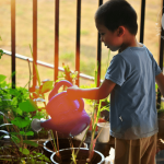 Our children are more prone to environmental risks than we were. Here are tips to raise environment conscious children who'll become responsible world citizens.
