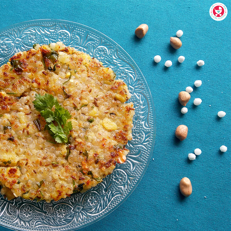 Sabudana Thalipeeth is a delicious, healthy snack for all ages. It's also gluten free, and ideal for those with celiac disease or gluten sensitivity.