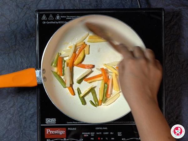 4 Vegetable Finger Foods for Babies