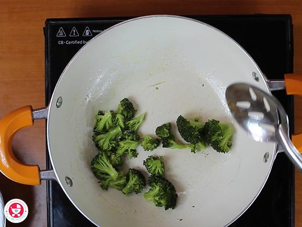 Broccoli Butter Puree