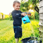 Want to ensure your kids are safe outside? Here are 8 easy and frugal Tips to Make Your Backyard Safe for Kids during this time.