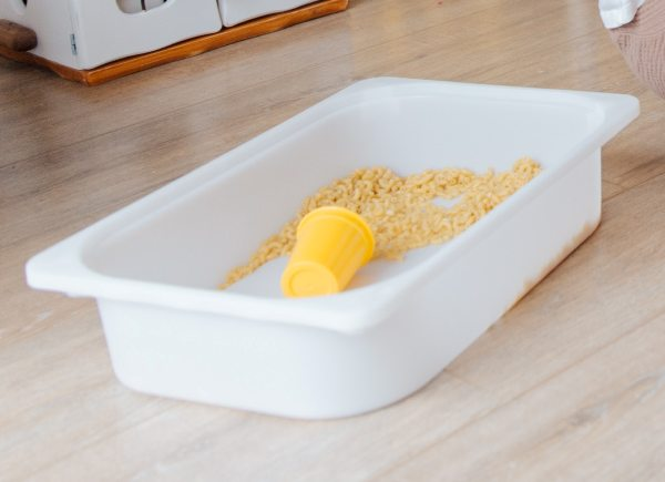 Heard about sensory bins but wondered how to make them? In this post we tell you how to make sensory bins at home, with minimum effort and expense.