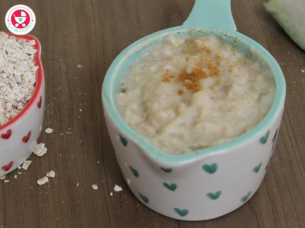 Oats Pumpkin Porridge for Babies