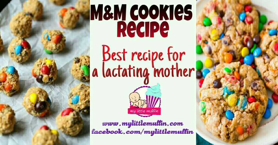 Recipe for a lactating mom