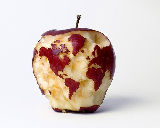 Société, le monde est complètement Food ! van-aelst-apple