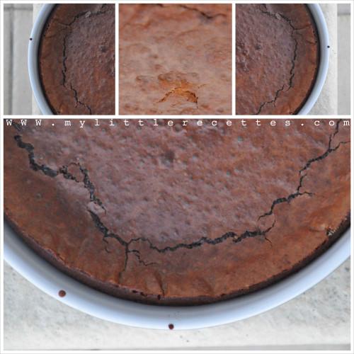 Incroyablement ...fondant au chocolat, recette familiale