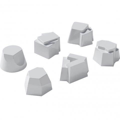Moules à gâteaux en silicone top design