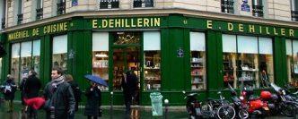 Matériel et ustensiles profesionnels à Paris