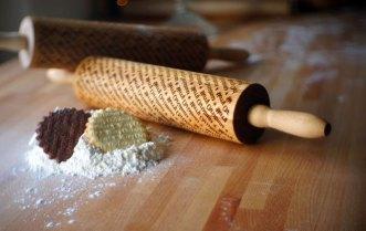 Les rouleaux à pâtisserie gravés de Zuzia