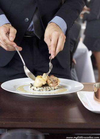 Bon plan : le 28 le restaurant d'application de l'école Ferrandi