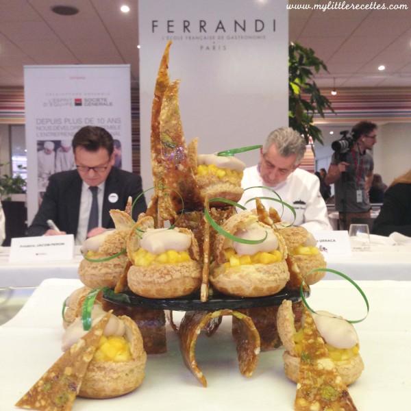 Concours pâtissier ProAm, La Cerise sur la Gâteau couronne ses lauréats