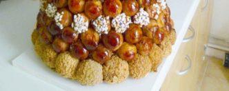 Réaliser sa pièce montée en pâte à choux ou macarons