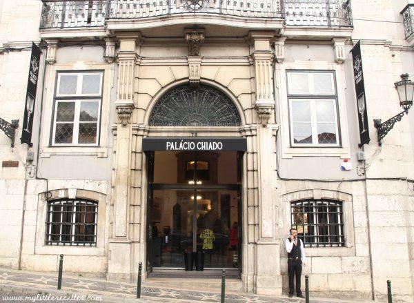 Palacio Chiado, incroyable concept foody - chic à Lisbonne