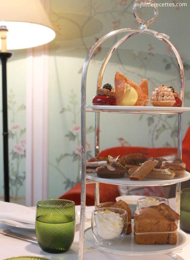 Best of Afternoon Tea, le Shangri-La Hotel Paris