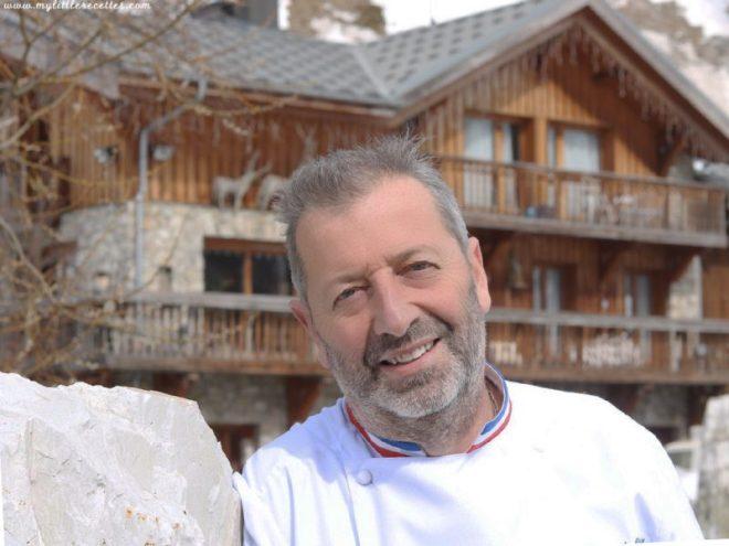 Rencontre au sommet avec Patrick Chevallot, Chef Pâtissier, MOF