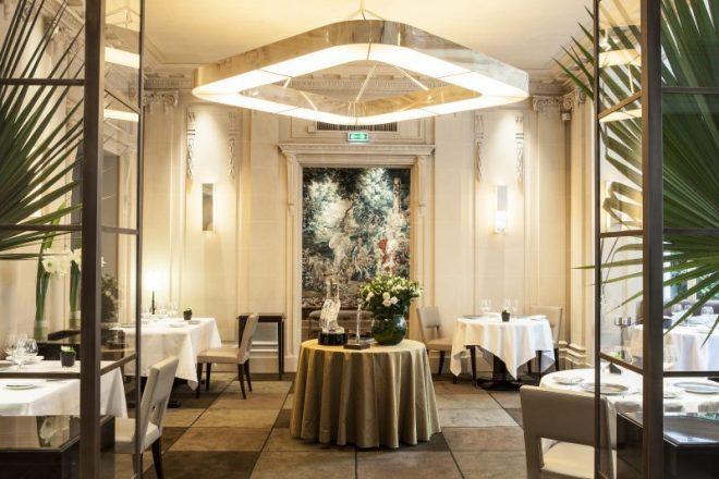 Le chef David Kinch et Relais & Châteaux donnent à dîner en France