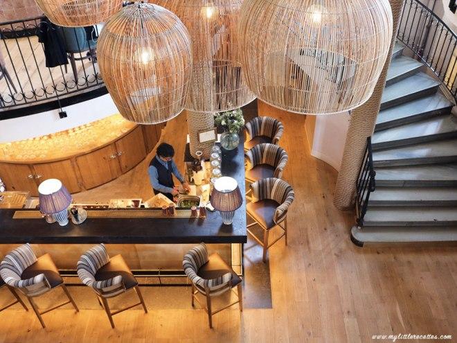 restaurant, L'île d'Issy les Moulineaux