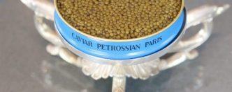Restaurant, un nouveau grain de folie signé Petrossian