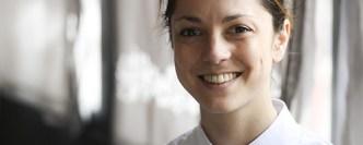 Pauline Keit, nouveau chef pâtissier de l' Agapé