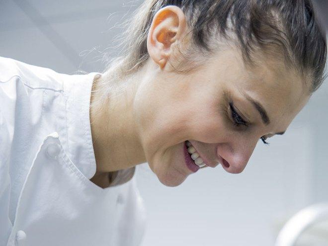 Jessica Préalpato élue meilleur chef pâtissier du monde par les 50 Best
