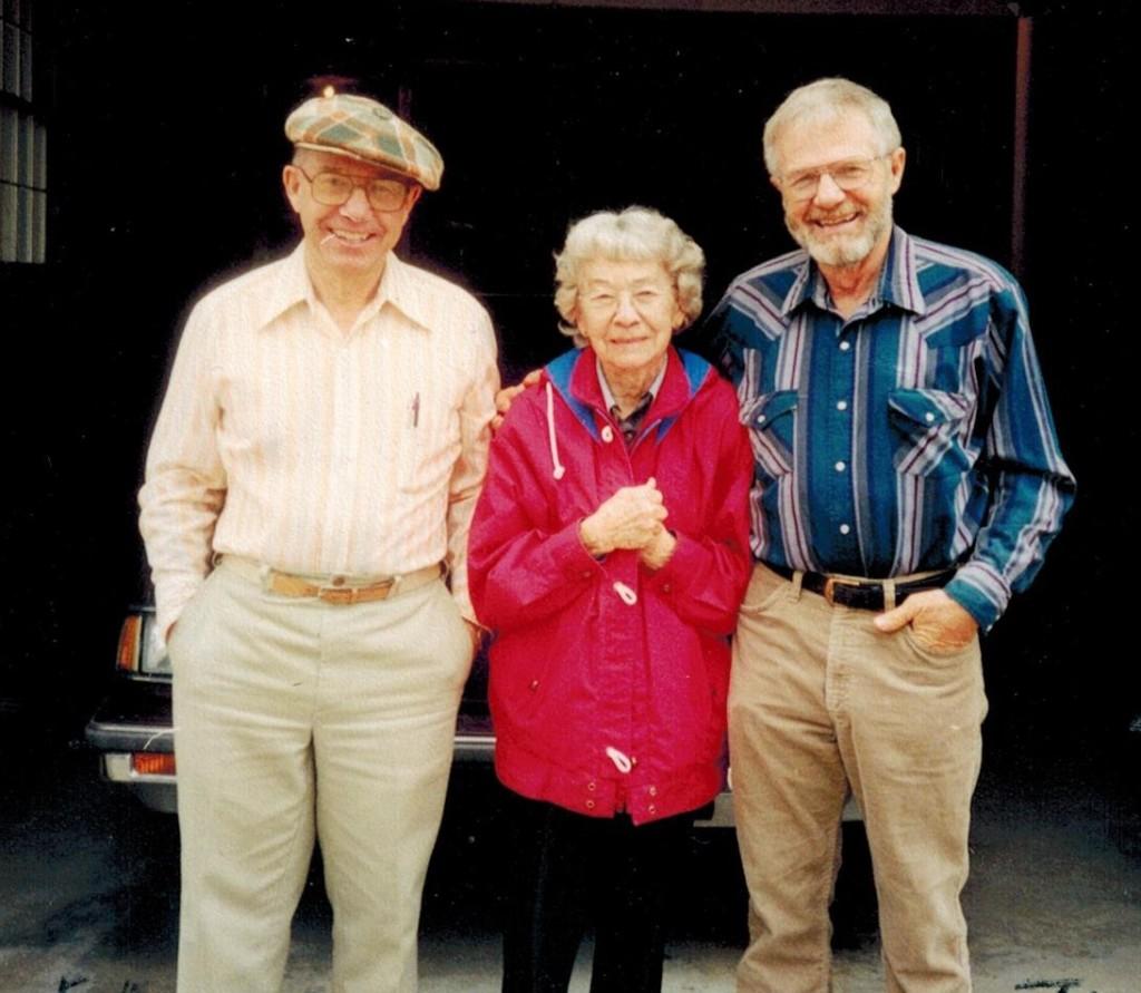 Ed Lola and Jim