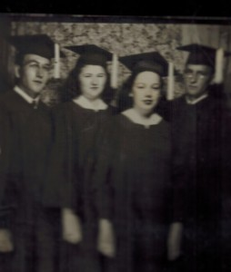 Wanda and Genny graduation