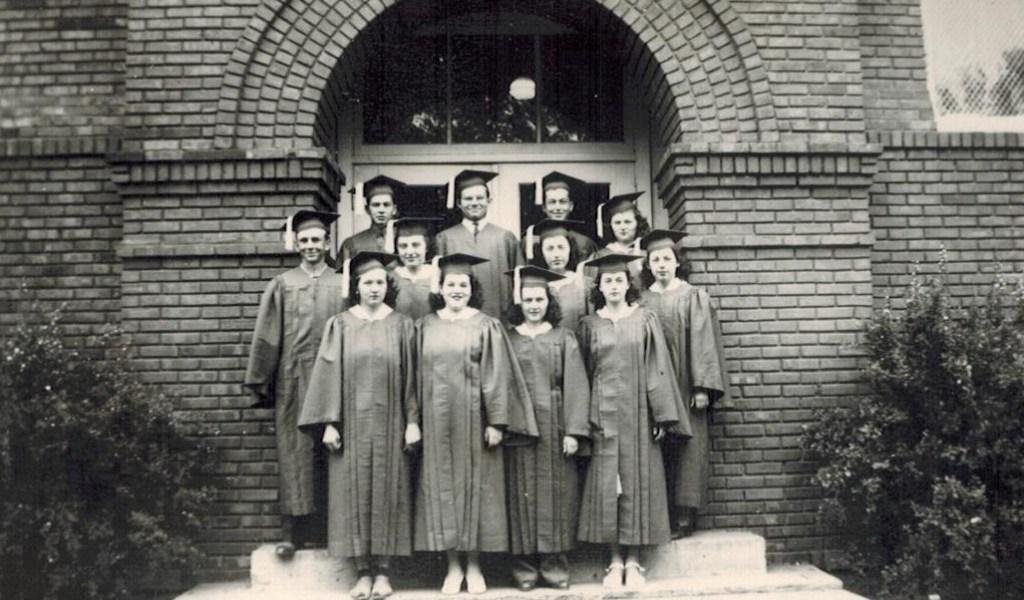 Delia High School Class of 1941