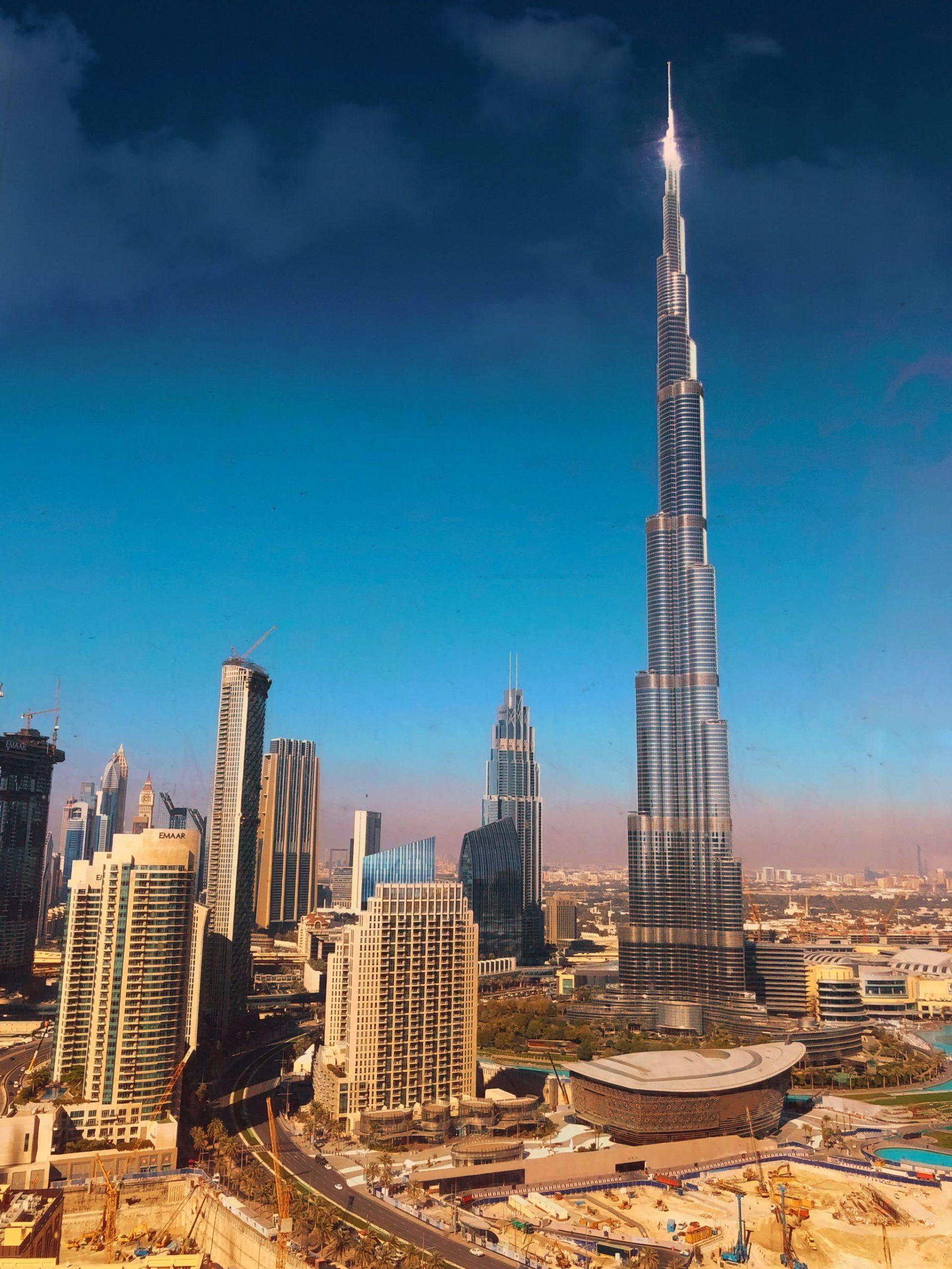 Dubai, UAE - Mylo Kaye Aerial