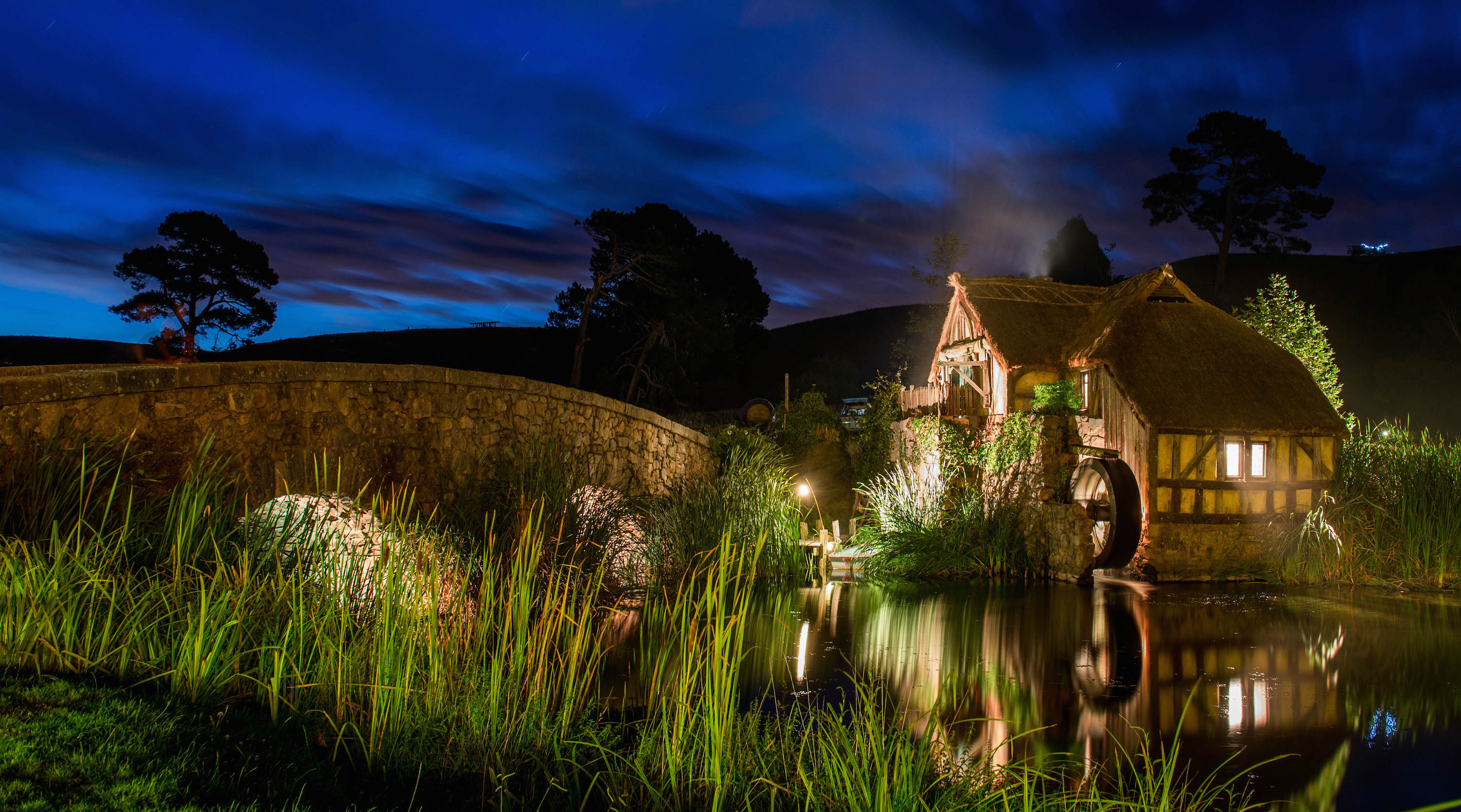 Weddings In The Shire A Very Special Wedding Location In