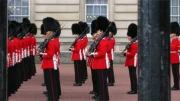 Buckingham Palace, una delle principali attrazioni di Londra