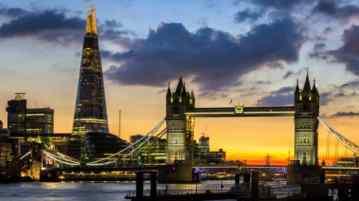 Lo Shard di Londra. gratis con il London Pass