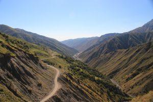 Kazarman trail