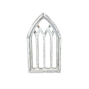 fenêtre décorative cathédrale arche