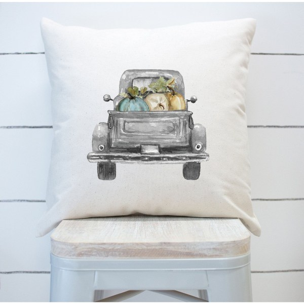housse coussin camion agricole