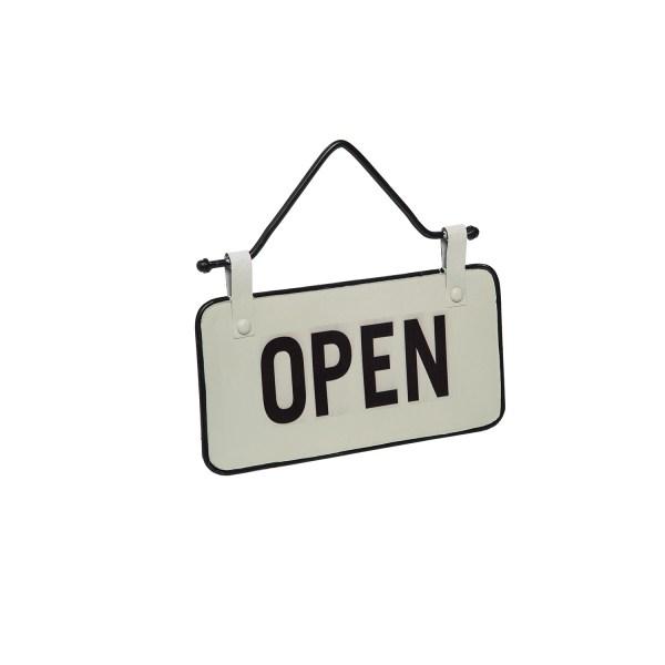 panneau open close