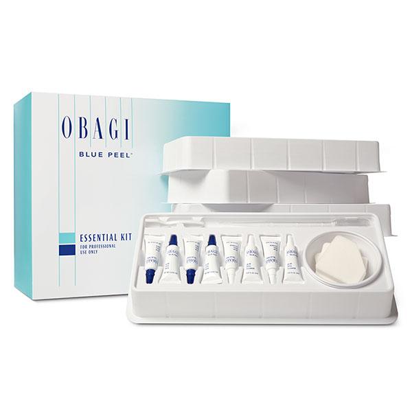 Buy Obagi Original Blue Peel At Home Essential Kit