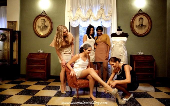 Women in Wedding