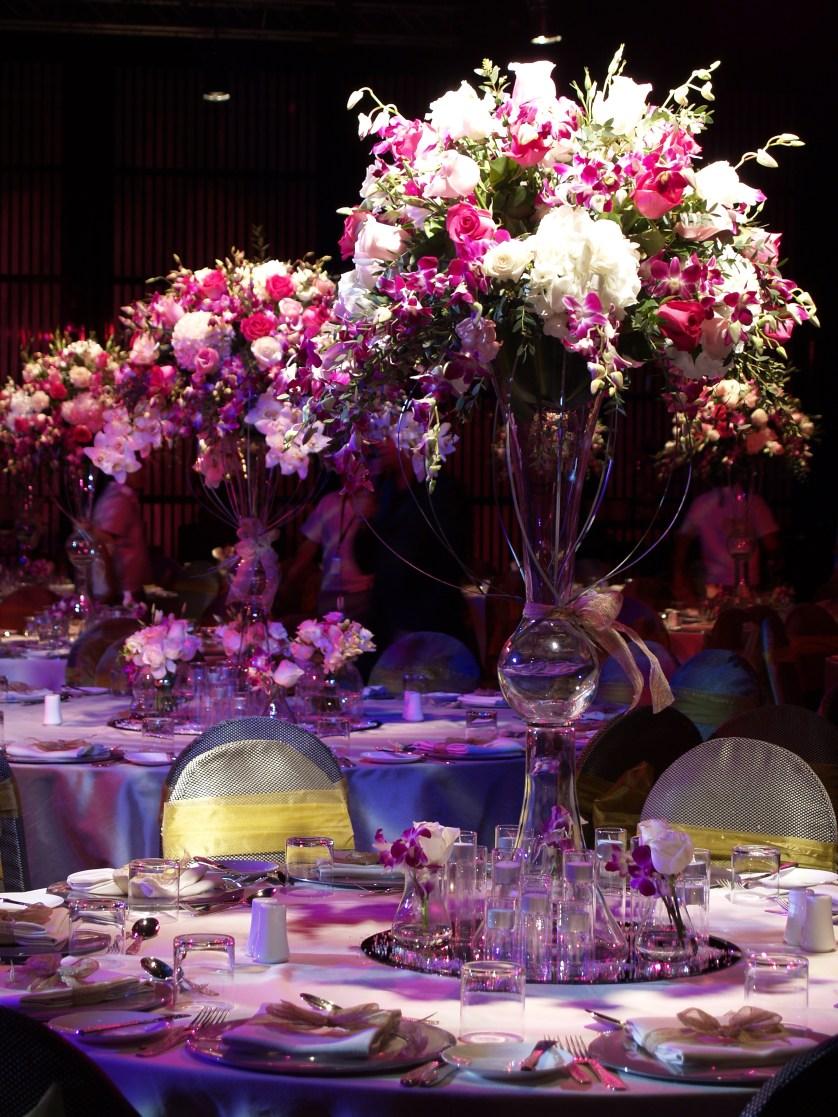 Contemporary,  pink & just stunning… ♥
