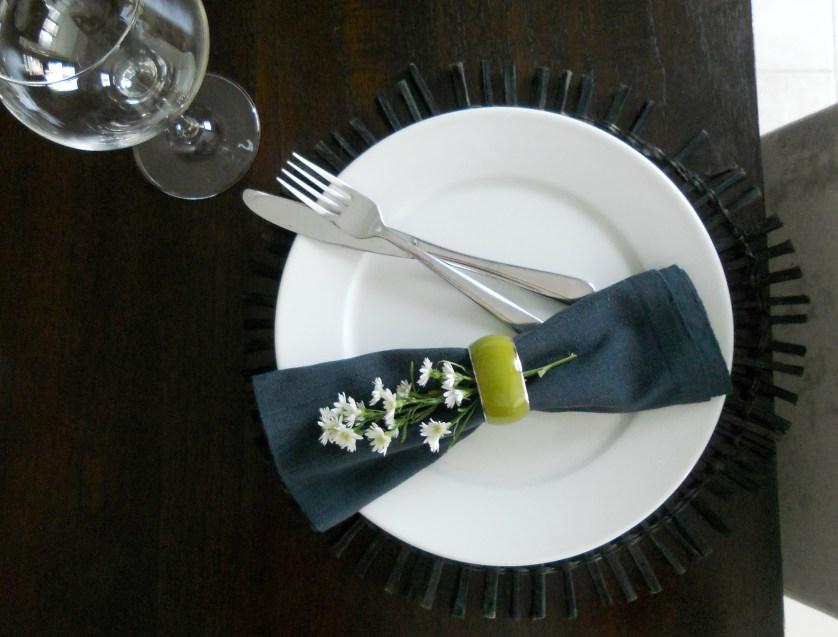 Dinner decor & a few ideas…