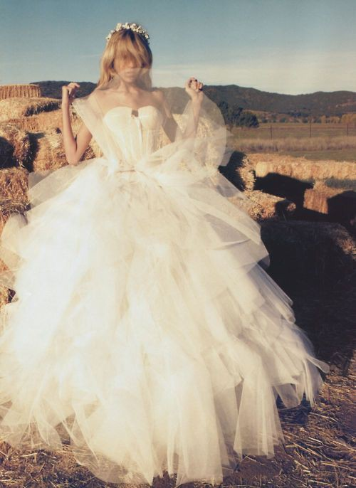 Bridal wear… dare to be different?