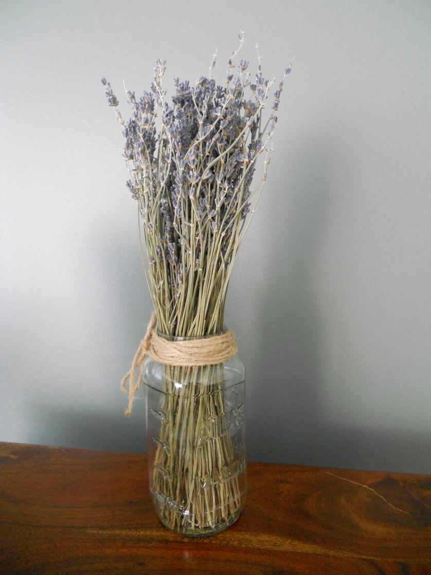 I found some lovely lavender ♥