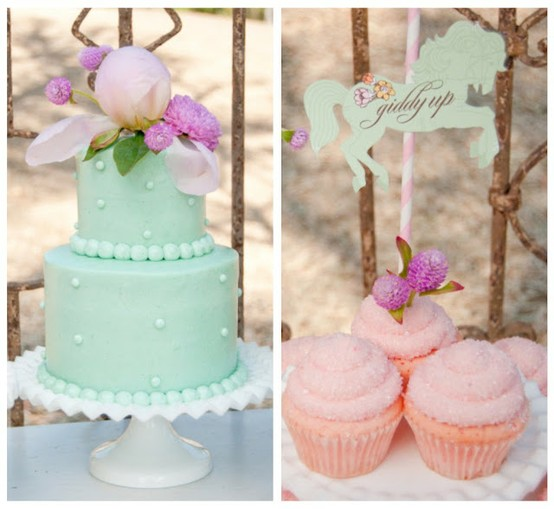 Mint green wedding inspiration ♥