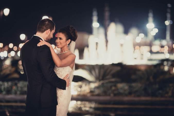 DUBAI WEDDING PHOTOGRAPHER - BLUE EYE PICTURE