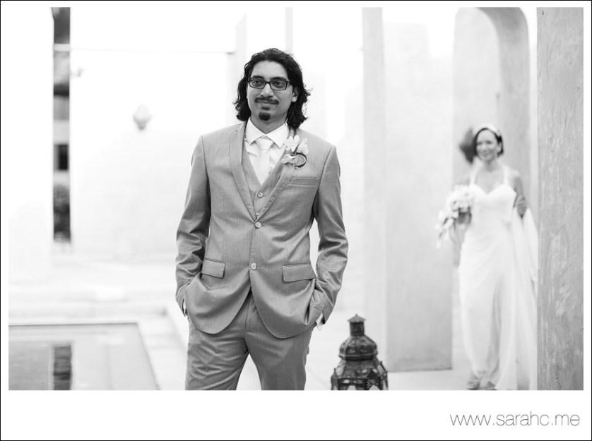 A Bab Al Shams Wedding by Sarah C ♥