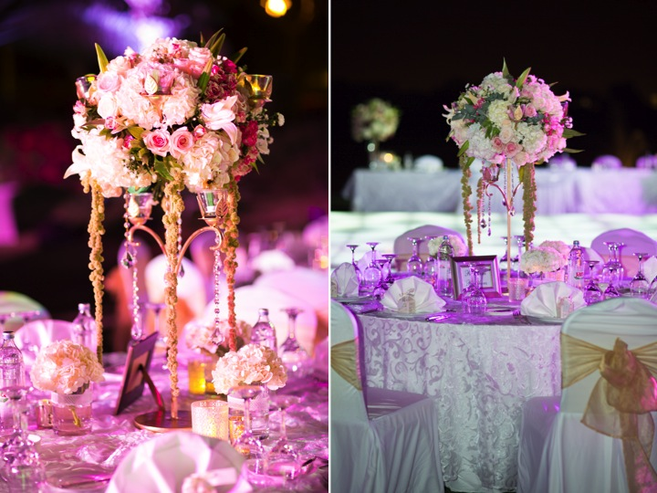 A vintage tea party inspired wedding ♥