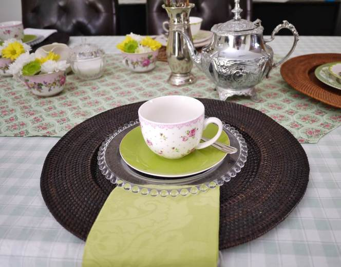 Once upon a tea time - UAE party rentals