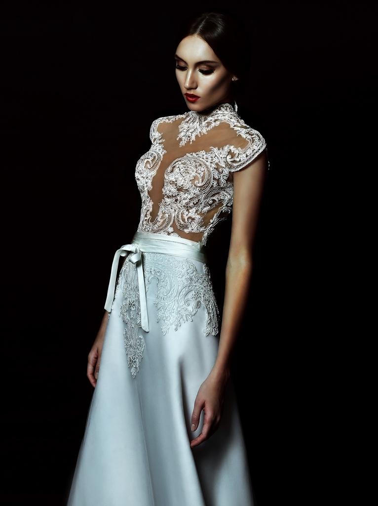 Bridal Glamour – Warda Haute Couture